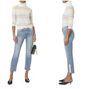 Frame Le High Straight Leg Jeans High Waisted 26